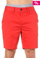 ANALOG AG Chino Short 19 red fade