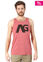 ANALOG AG Icon Tank Top blood heather
