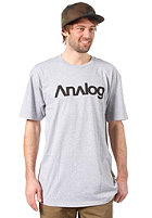 ANALOG AG o Basic S/S T-Shirt athletic heather