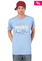 ANALOG AG Union Goods Slim S/S T-Shirt marine heather
