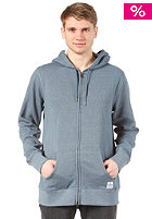 ANALOG Android Hooded Zip Sweat cadet blue