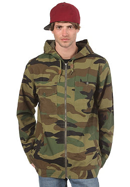 ANALOG Astoria Jacket camo