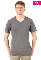 ANALOG Beretta S/S T-Shirt charcoal heather