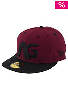 ANALOG Busby New Era Cap oxblood
