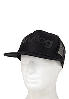 ANALOG Caution Trucker Cap true black