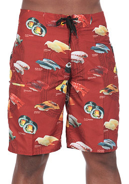 ANALOG Cmbt Sushi 3 Boardshorts red