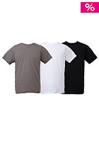 ANALOG Crew 3 Pack S/S T-Shirt multi