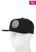 ANALOG Emphasis Snapback Cap true black