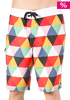 ANALOG Fraction Boardshort optic white