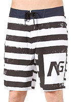 ANALOG Layout Boardshort optic white