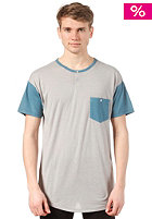 ANALOG Logan S/S T-Shirt heather grey