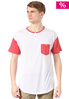ANALOG Logan S/S T-Shirt optic white