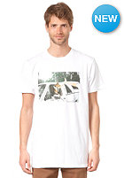 ANALOG PLA Dog High 5 S/S T-Shirt white