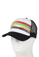 ANALOG PLA Michael Halsband Trucker Cap true black