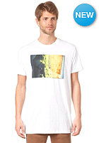 ANALOG PLA Mirror In The BA S/S T-Shirt white