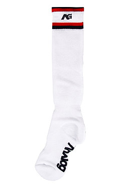 ANALOG Proper Sock optic white