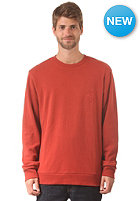 ANALOG Quick Strike Crew S/S T-Shirt red ochre