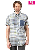 ANALOG Richmond S/S Shirt cadet blue
