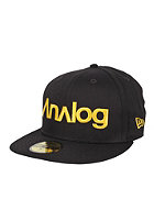 ANALOG Select New Era Cap true black