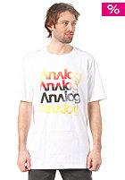 ANALOG Shadow Stacker S/S T-Shirt white