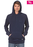 ANALOG Storm Hooded Sweat indigo