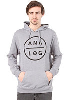ANALOG Tough Pill Hooded Sweat grey heather