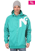ANALOG Transpose RDBL Jacket teal
