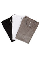 ANALOG V-Neck 3 Pack S/S T-Shirt multicolor