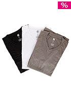 ANALOG V-Neck 3 Pack S/S T-Shirt multicolor