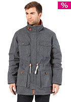 ANERKJENDT Cash Jacket blu graphite