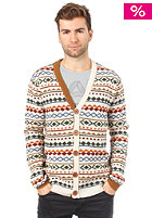 ANERKJENDT Mauri Cardigan Knit Sweat rubber