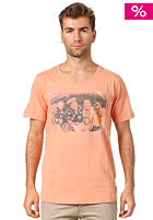 ANERKJENDT Party S/S T-Shirt tawny orange