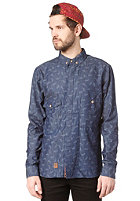 ANERKJENDT Remy Shirt dark denim