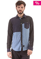 ANERKJENDT Sami L/S Shirt blue nights