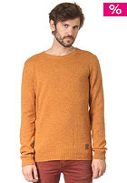 ANERKJENDT Turf Knit Sweat sudan brown