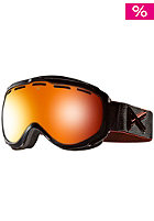 ANON Hawkeye Goggle black ember/ red solex
