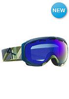 Hawkeye Zip Goggle blue cobalt