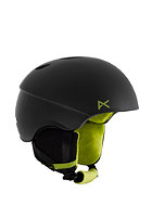 ANON Helo Helmet black/lime eu