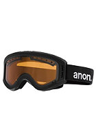 ANON Kids Tracker Black Goggle amber