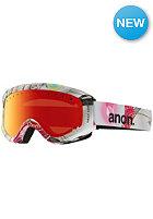 ANON Kids Tracker Burst Goggle redamber