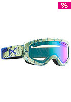 ANON Kids Tracker Goggle brain/green amber
