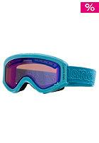 ANON Kids Tracker Goggle script/blue amber