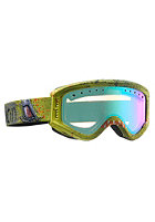ANON Kids Tracker Uhoh Goggle greenamber