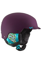 ANON Womens Aera Helmet purple