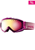 ANON Womens Majestic Goggle purple haze/ pink sq