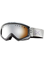 ANON Womens Majestic Goggle shroom/ silver amber