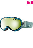 ANON Womens Solace Goggle meadow/ blue lagoon