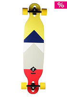 APEX Complete Longboard Hillside Maple green / red