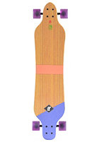 APEX Complete Longboard Serpentine B1 Flex 1 purple-white