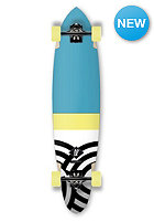 APEX Complete Longboard Speedway Maple 9.25 blue / silver